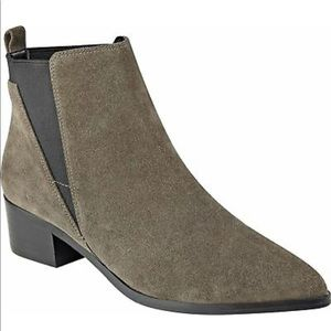 Marc Fisher Ignite Pointed Toe Bootie